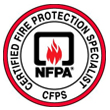 Certified Fire Protection Specialist
